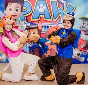 Детский праздник в Днепропетровске