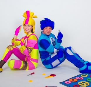 Детский праздник. Организация праздников в Днепропетровске