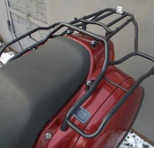 Товары для мототехники – багажники, дуги.