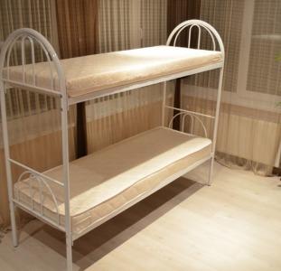 Двухъярусная кровать металлическая  опт и розница
