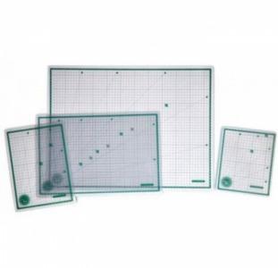 Монтажный коврик для резки бумаги на рабочий стол 60х45 см