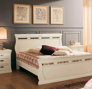 Кровать с подъемным механизмом и контейнером для белья, размер180х200, пр-во Италия
