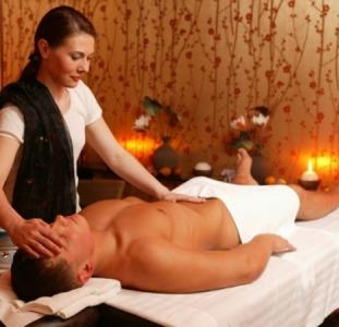 Расслаляющий массаж всего тела для мужчин