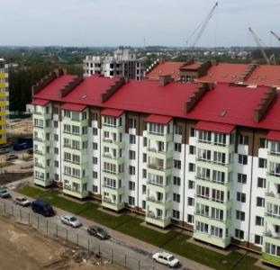 Купить однокомнатную квартиру в Обухове. ЖК Обуховский ключ