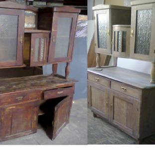 Ремонт, реставрация и изготовление мебели в Киеве и области