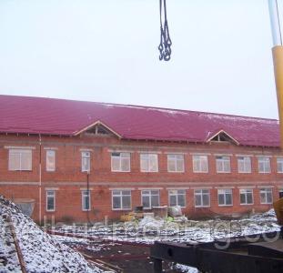 Реставрація дахів приміщень. Покрівельні роботи.