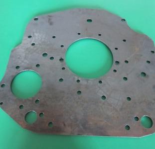 Плита переходная (лист) ЗИЛ-5301, кожух сцепления Бычок,кронштейн передней опоры двигателя ЗИЛ-5301