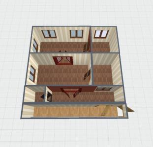 Продается 4-комнатная квартира на ул.Гомельская.Комиссия-0%