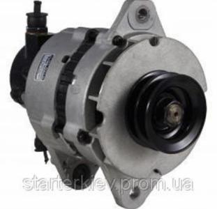 Генератор Хундай Hyundai HD72 / 28 вольт 40 ампер / 2000-2004