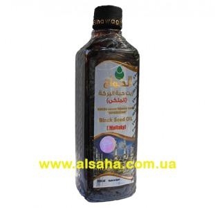 Масло Черного Тмина Королевское из Египта в Киеве и Украине с доставкой от Эль Хавадж натуральное