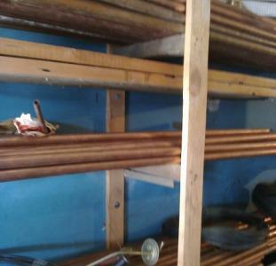 Металл, металлообработка, станки Трубы медные прямые