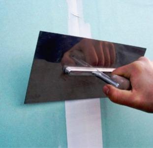 Строительные, ремонт Шпаклевка гипсокартона