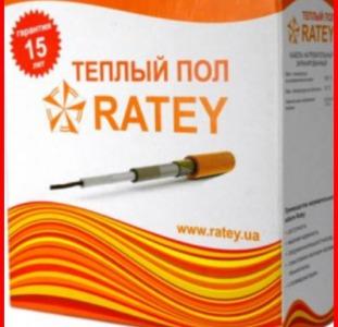 Электрический Теплый Пол Ratey