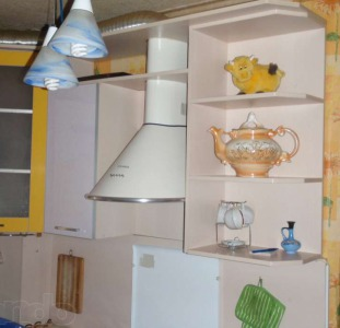 Уютная однокомнатная квартира расположенная по адресу: ул. Елизарова 4