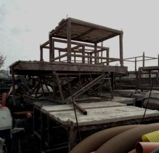 Продам строительные кладочные столы б/у торг
