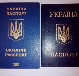 Паспорт Украины, загранпаспорт, ID-карта, гражданство