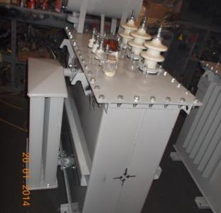 Трансформатор ТМ 160 кВА.