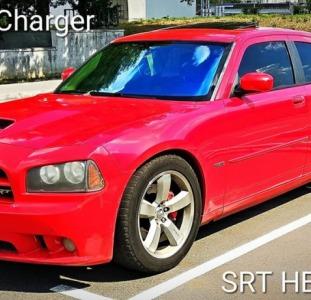 Продам Dodge Charger SRT 8