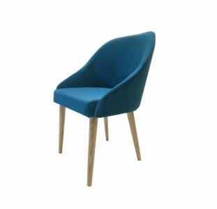 Мягкое кресло Pudra (Blue)