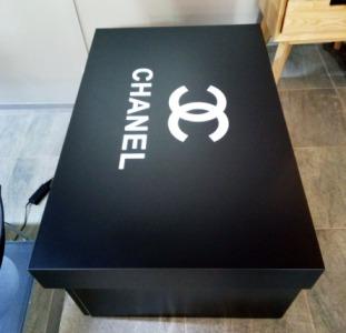 Тумба для обуви Chanel