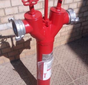 Пожарная колонка КПА Одесса