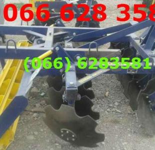 Дисковый агрегат АГД-25Н (АГД - Агрореммаш АГД АГД-2.5Н прицепная борона)