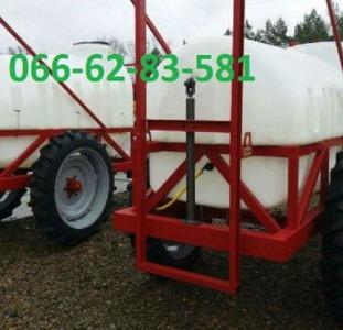 ОП-2000/2500 Продаю прицепной опрыскиватель  Polmark  2000/2500 л.