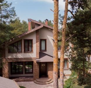Дом с ремонтом в лесу. Коттедж 296 кв.м. Киев|Быковня|метро Лесная