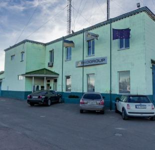Отдельно стоящее офисное здание в Центре|80 сот |жд ветка| козловой кран