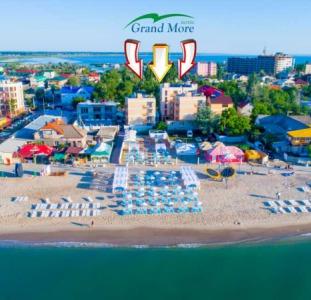 """Гостиница """"Гранд море"""" уютный отель на берегу Черного моря."""