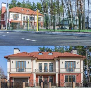 Продам Будинок 402 кв.м Київська область.с. Гора «ПАРК ХАУС»