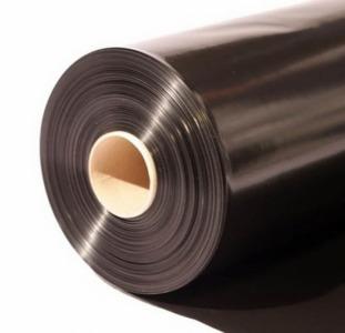 Плёнка для мульчирования чёрная, полотно 1200мм*40микрон