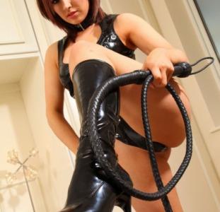 Госпожа со стажем ищет раба