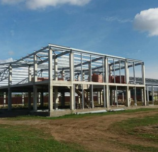 Строительные, ремонт Построить складской объект Гоща