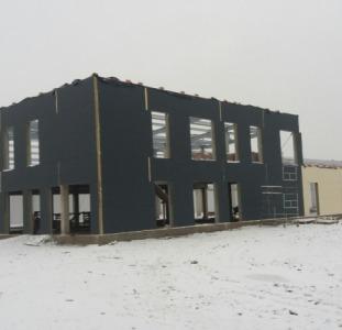 Проектування, виготовлення металоконструкцій в Україні.