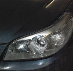 Запчасти Замена штатных линз в автомобильной оптике