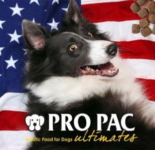 Американский корм для собак та котів Pro Pac Ultimates