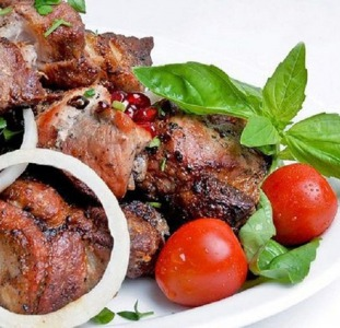 Заказать блюда из баранины. Интернет магазин армянской кухни. Доставка