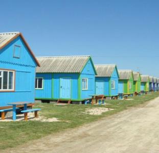 Отдых на Азовском море. Снять домик у моря. Арабатская Стрелка