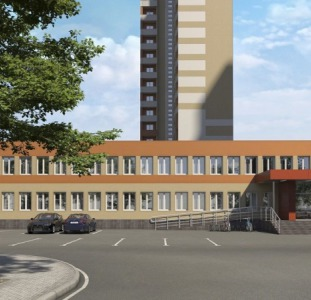 Продам отдельностоящее двухэтажное административное здание жилого комплекса «Металлист»