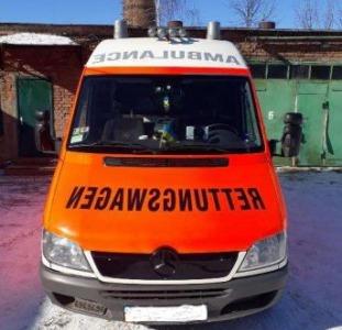 Транспортировка больных Украина и Европа