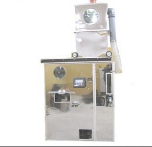 Машина задувки пуховиков с весовым дозатором в Днепре