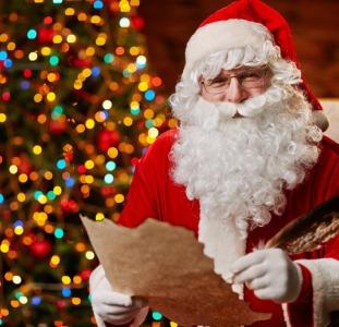 Прочие Поздравление в стихах и в прозе на заказ. Письмо от Деда Мороза