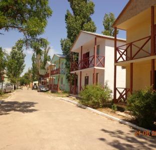 Сдаю жилье на берегу моря, база отдыха в Коблево