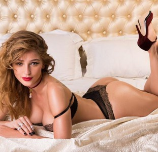 Сексуальная киска уже ждёт тебя на жаркий вечер эротического массажа