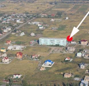 """Участок под застройку дома в районе турбазы """"ПАРУС"""""""