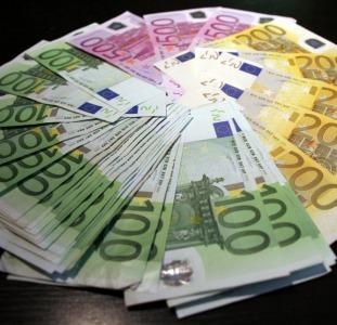 Наличные на покупку недвижимости. 4000 евро.