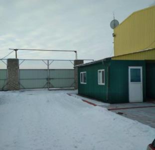 Действующий складской комплекс, 2067 м2, г.Купянск