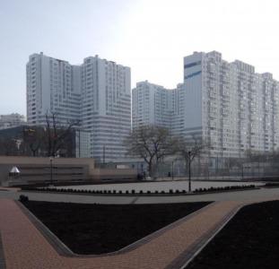Продам однокомнатную квартиру 60м2 ЖК Альтаир 1 ул. Березовая / Люстдорфская