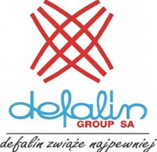 Работник на завод Defalin (Польша)